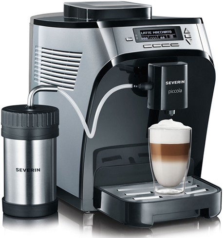 Image result for Severin Fully automatic coffee machine